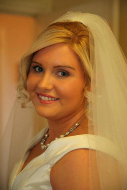 Wedding hair newtownards