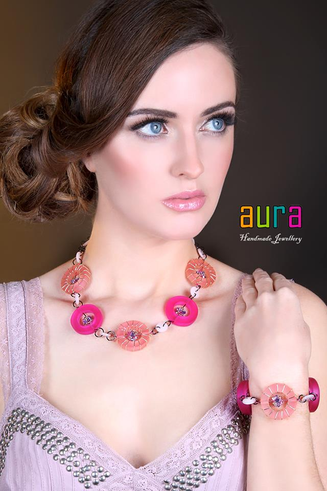 Hair for Jewellery shoot Aura