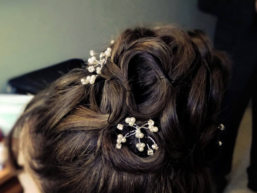 Wedding Hair Culloden Estate Belfast