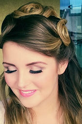 wedding makeup Belfas