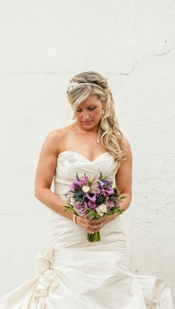 Old Inn Crawfordsburn Wedding Hair