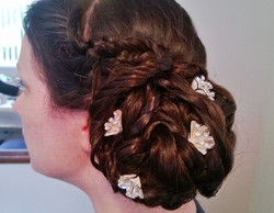Wedding Hair Island Magee