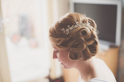 Wedding hair South Belfast