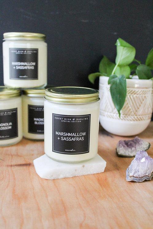 Marshmallow & Sassafras