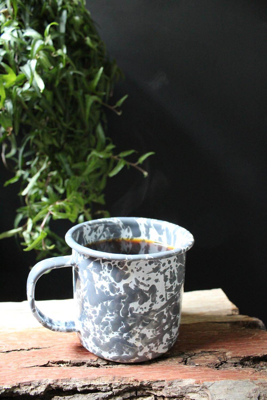 Best Enamelware Coffee Mugs!
