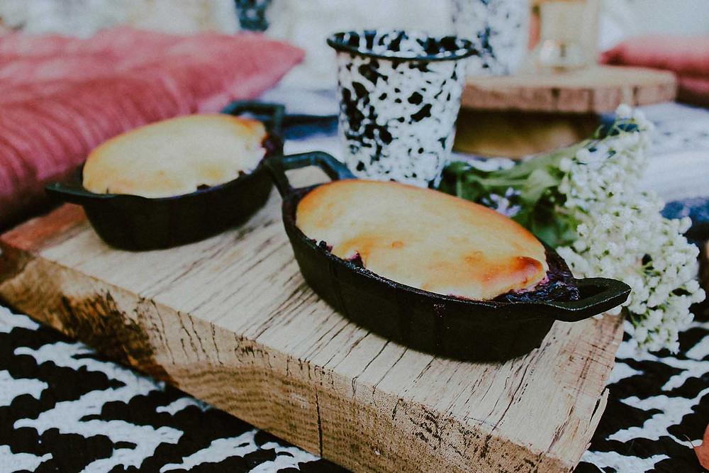 delicious camping desserts