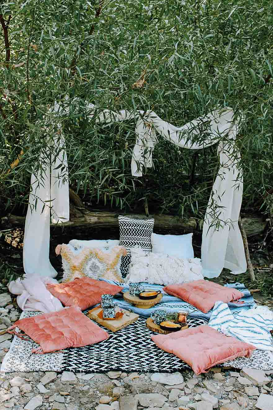 Fancy Campsites make for memorable fun