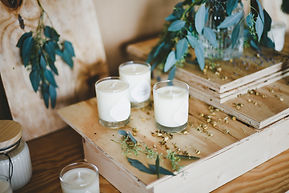 handpoured, handcrafted and small batch soy candles inspired by beautiful memories and adventures.