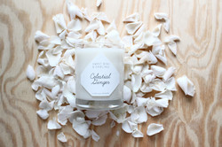 Celestial Ginger, soy candles