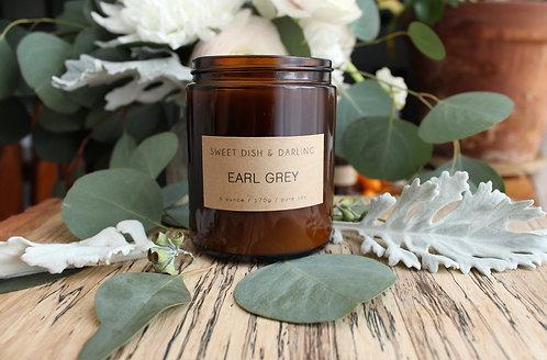 Earl Grey | Wood Wick Candle