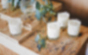 soy candles, cleveland, home decor