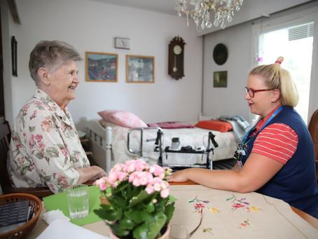 Yle uutisoi hoitajapulasta vanhustyössä