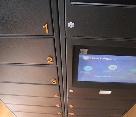 PickBox, o locker da Tecnoservice é certificado pelos Correios