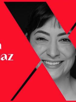 Derya Durmaz, who is selected to Toronto Film Festival's TIFF Talent Lab