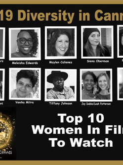 Derya Durmaz is listed among Inaugural Diversity in Cannes 'Top 10 Women in Film To Watch