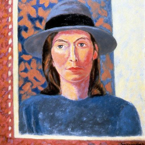Self Portrait with Fedora