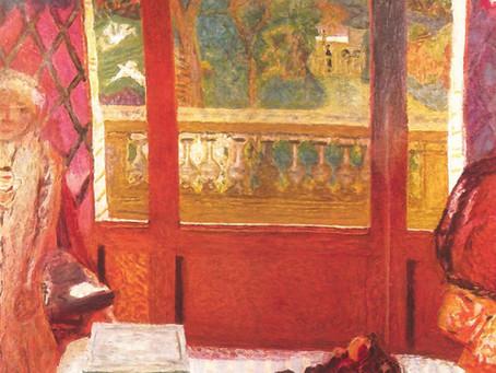 My Favorite Painter Pierre Bonnard