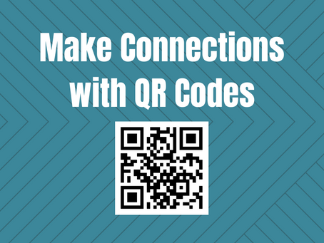 QR Codes Connect Customers