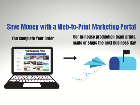 Web-to-Print Marketing Portal Benefits