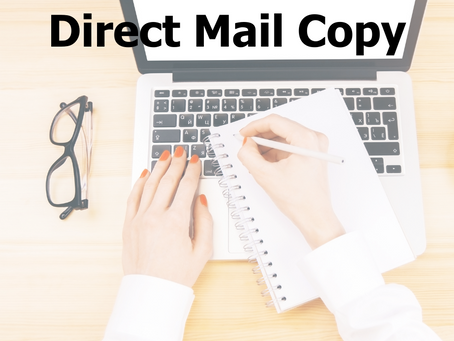 How to make Direct Mail copy better