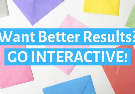 Want Better Results? Go Interactive!