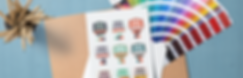 Creative services, custom design