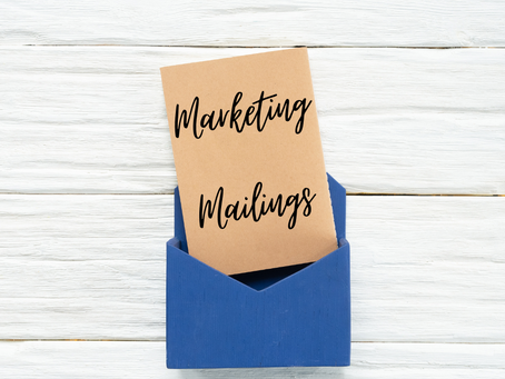 Marketing Mailings - It's in the Details