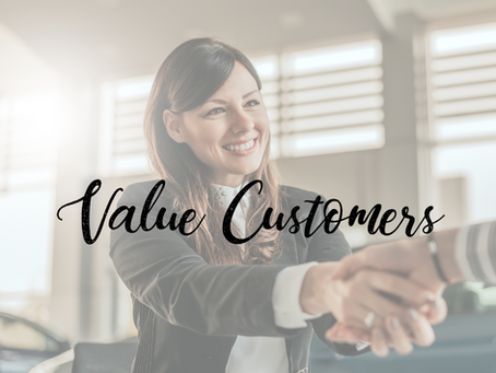 Do Your Customers Feel Valued?