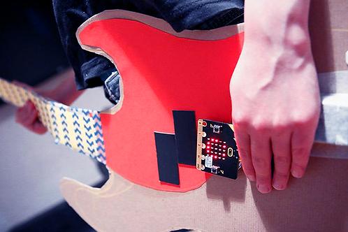El-instrument: Kode, bygge og spille! (8-12 år) Torsdager