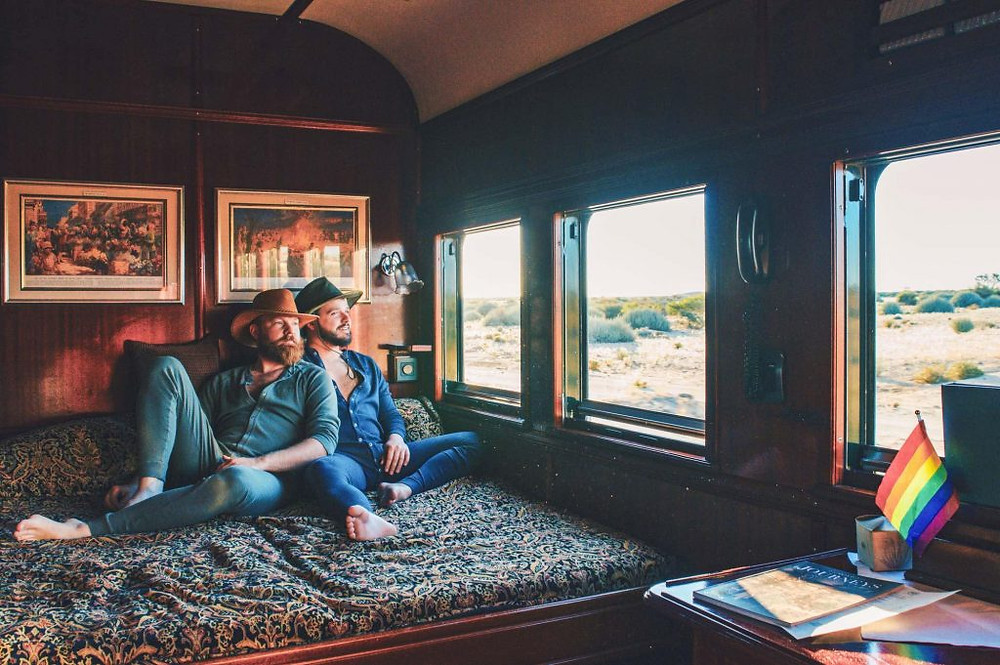 couple of men gay blog rovos rail south africa