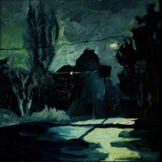Nocturne: Trafalger Park Lookout