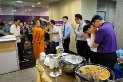 ทำบุญบริษัท ธนาคารไทยพาณิชย์4