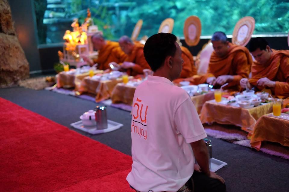 ทำบุญประจำปี @Siam Ocean World14