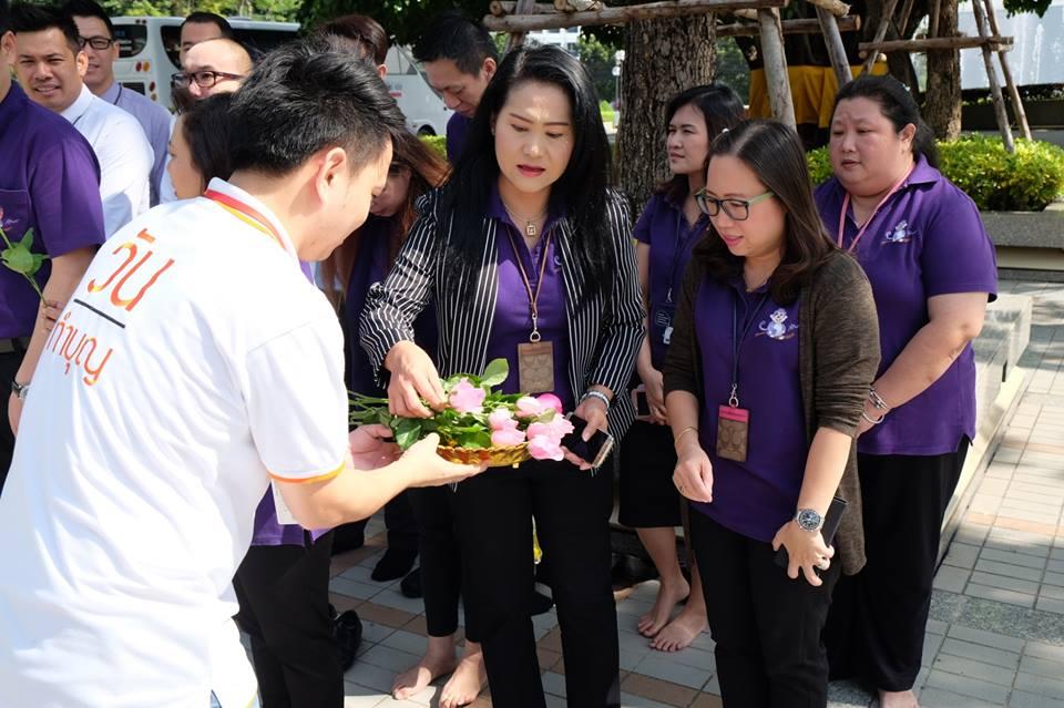 ทำบุญบริษัท ธนาคารไทยพาณิชย์16
