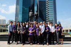 ทำบุญบริษัท ธนาคารไทยพาณิชย์1