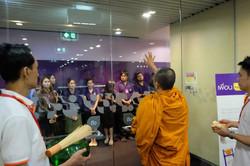 ทำบุญบริษัท ธนาคารไทยพาณิชย์9
