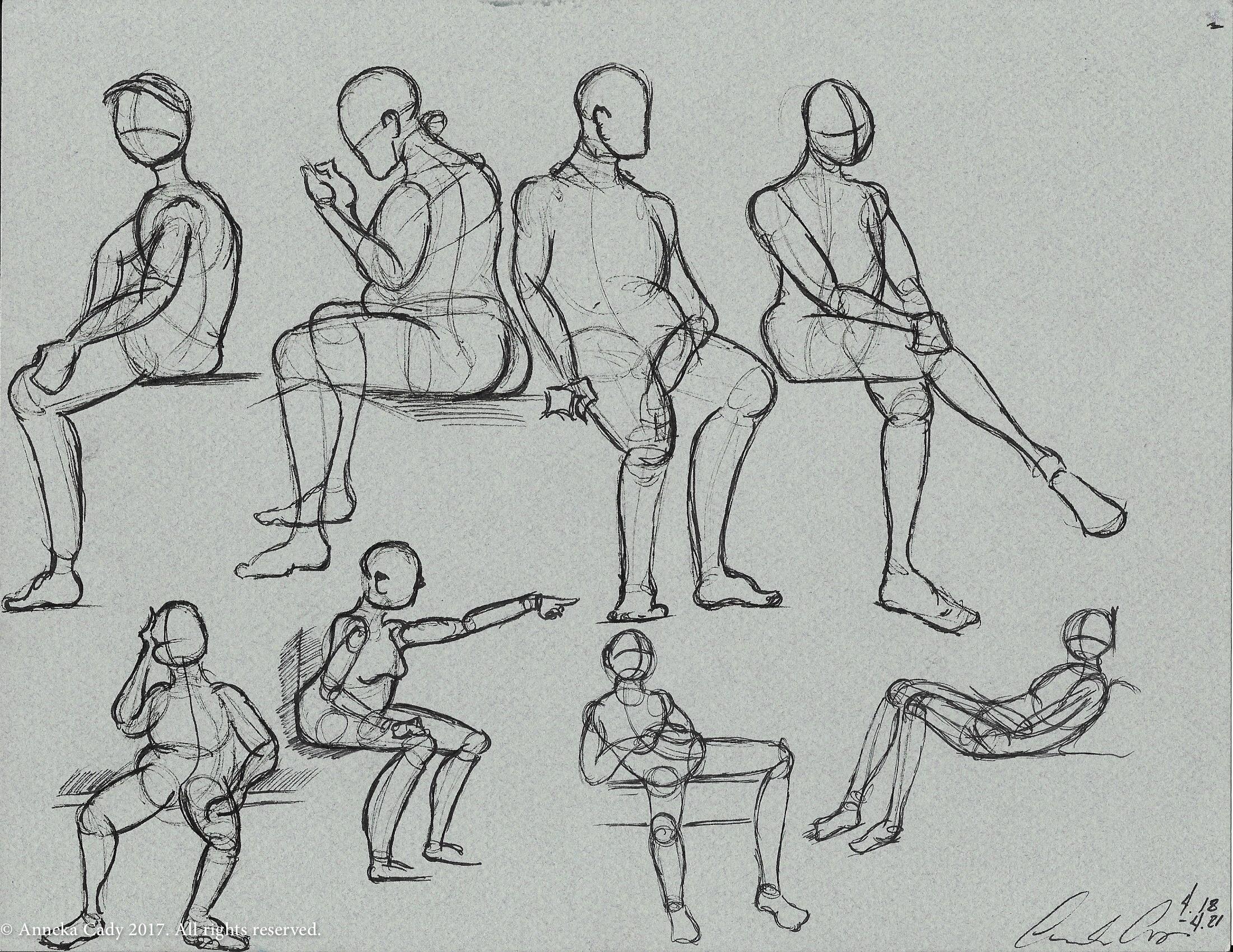 Figure Study 03