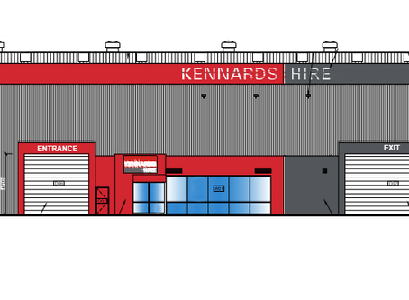 PROJECT ANNOUNCEMENT | KENNARDS HIRE