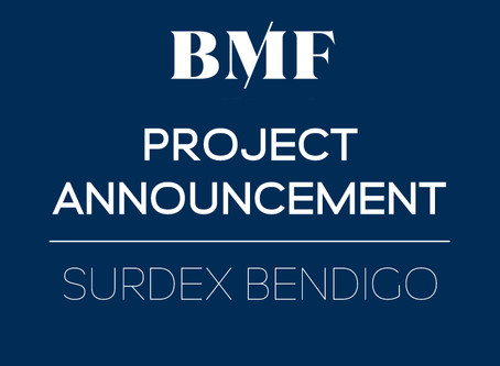 new project announcement