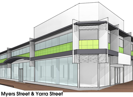 PROJECT ANNOUNCEMENT | YARRA ST GEELONG