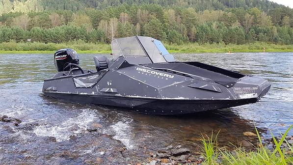 Лодка Дискавери Эволюшн
