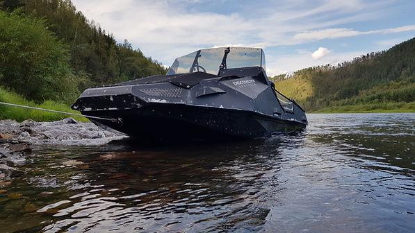 Лодка Дискавери Эволюшин