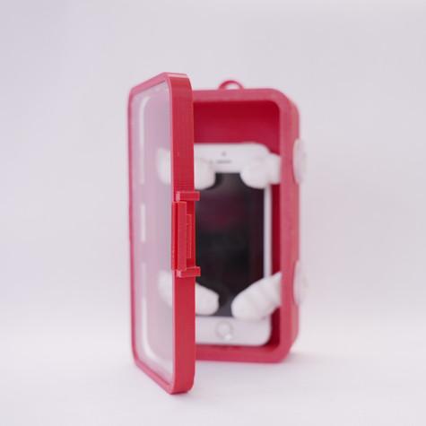 Shower Phone (Chindogu)
