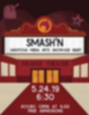 SMASH'N Promotional Poster