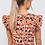 Thumbnail: Rust Ruffle Dress