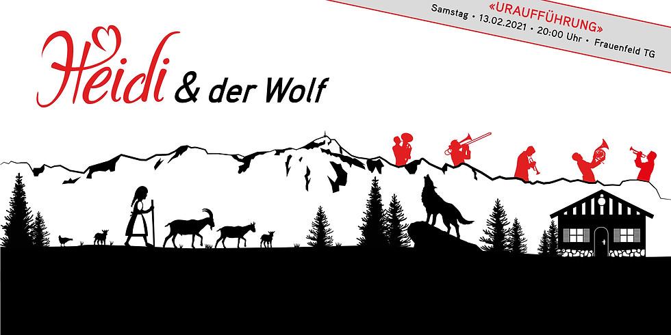 HEIDI & DER WOLF