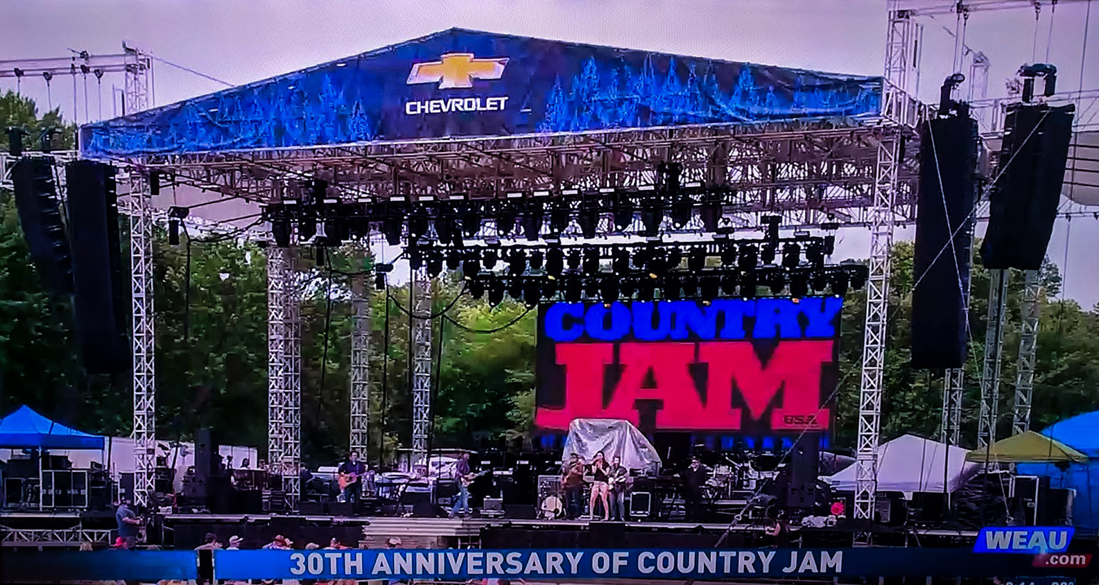 Country Jam Main Stage with Dawn Marie