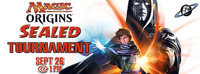 Galactic Greg's, Galacti-Con, Magic The Gathering, Origins Sealed Tournament