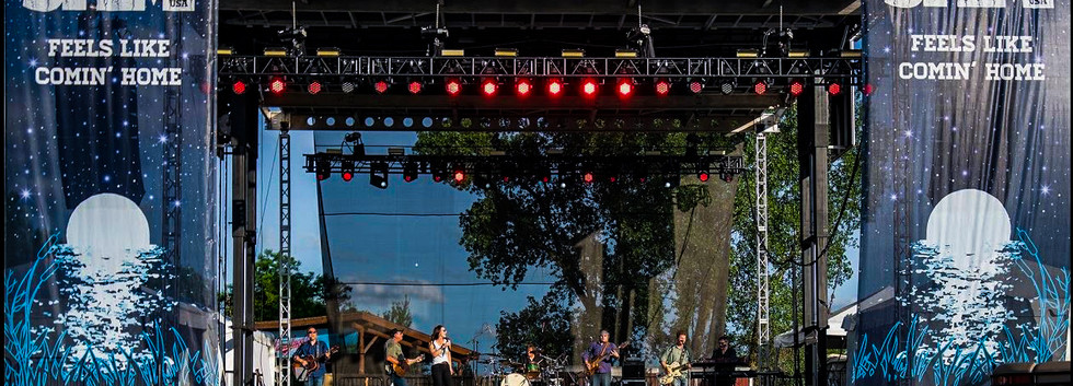 Country Jam Riverside Stage with Dawn Marie