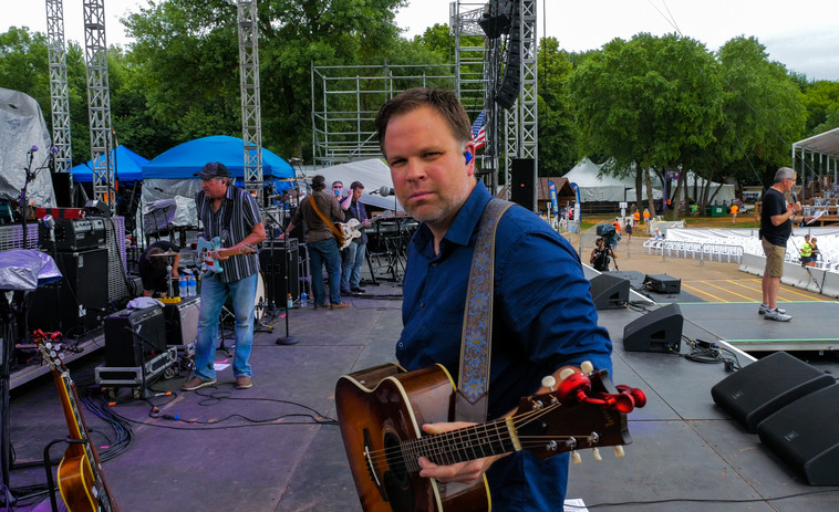 Country Jam Main Stage
